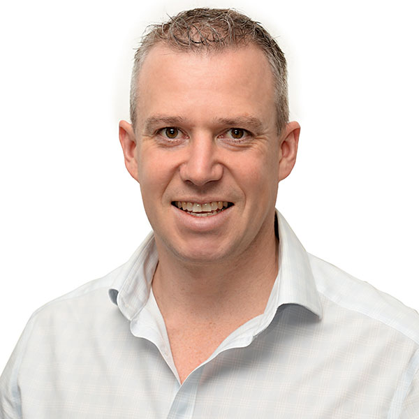 Andrew Wynd, Physiotherapist