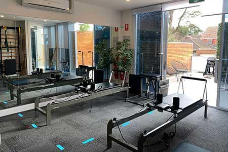 Pilates Group Class Melbourne