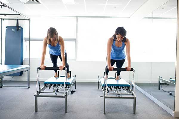 Pilates Class in Melbourne