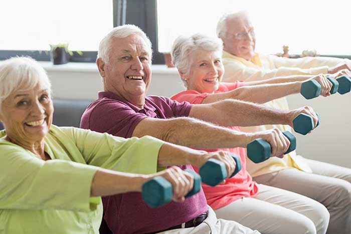 Pilates Group Class Seniors Melbourne