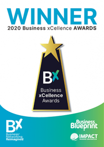 2020 Business xCellence Award