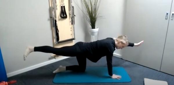 Virtual Pilates Videos